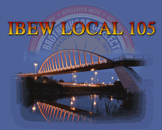 International Brotherhood of Electrical Workers (IBEW) Local 105