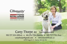 Royal LePage - Carey Thorpe
