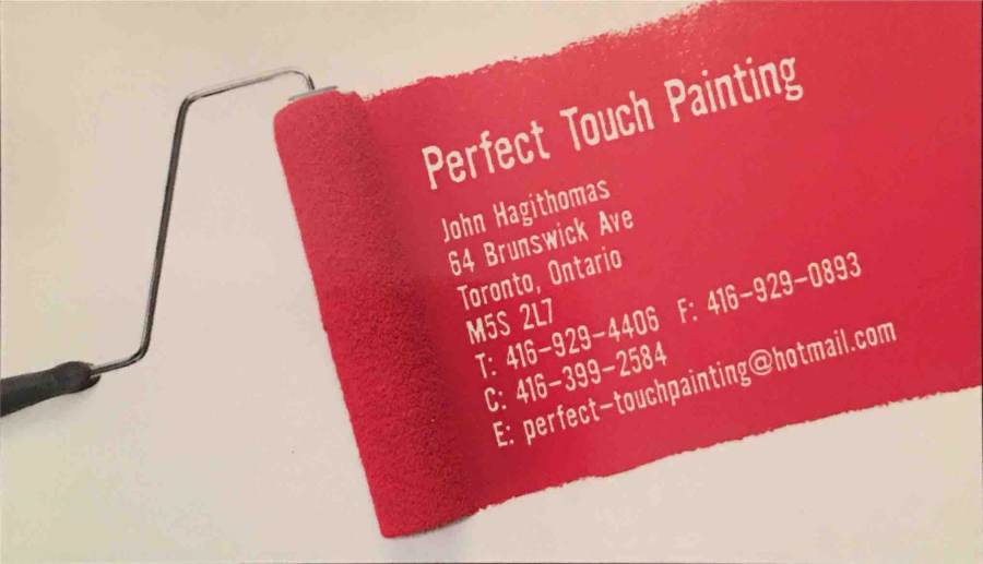 Perfect Touch Painting