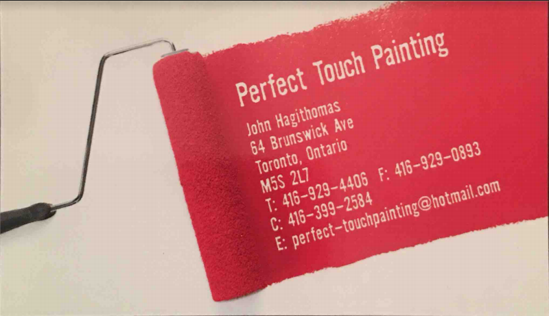 Perfect Touch Painting Inc.